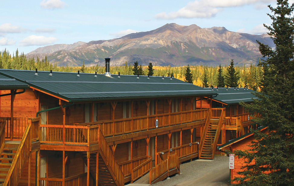 Denali National Park Cabins